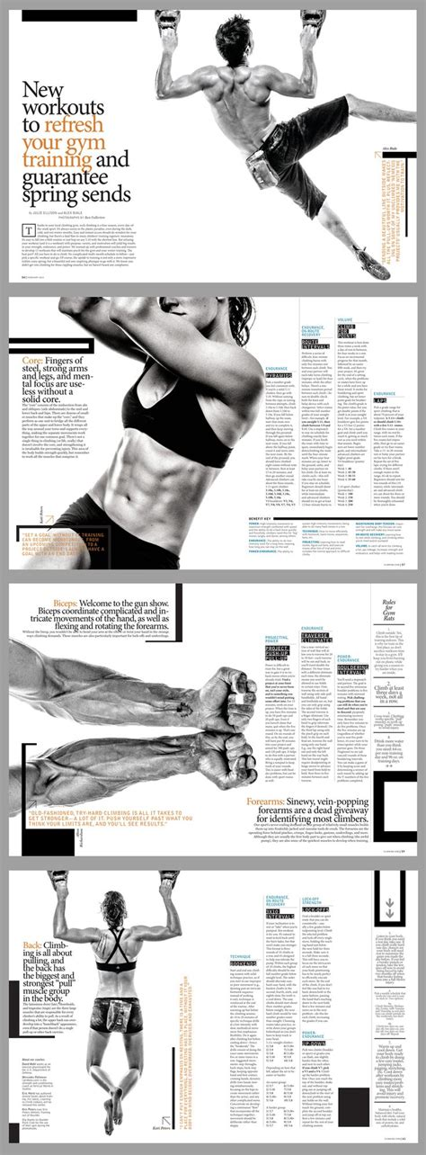 layout and composition with indesign best 25 sports magazine ideas on pinterest magazine