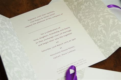 Uk Wedding Invitations by Wedding Invitation Wording Wedding Invitation Maker Uk