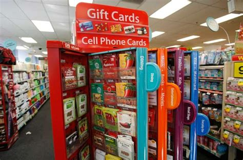 Cvs Gift Cards - only half of gift cards get fully used survey ny daily news