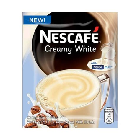 White Coffee 1 Renteng nescafe white coffee mix