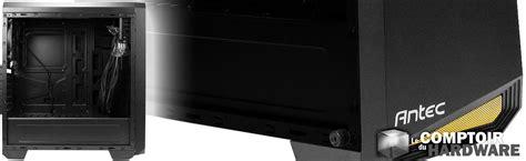 le comptoir du harware test antec nx100 le comptoir du hardware