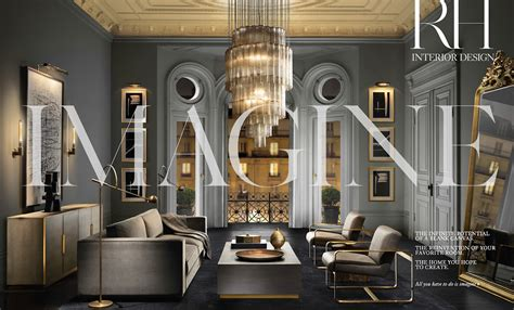 home design restoration hardware rh interior design rh