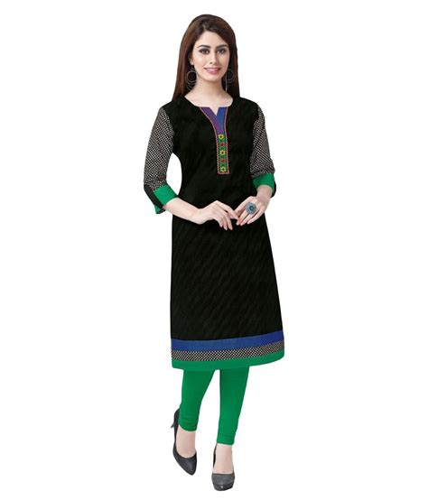 globus black cotton knitted v neck kurti price salwar studio black cotton 3 4th sleeves knitted printed neck kurti price in india buy