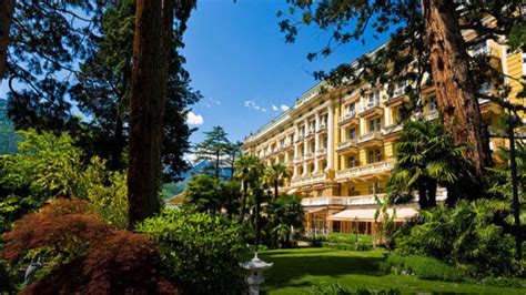 Merano Italy Detox by Espace Henri Chenot Palace Merano Named In Top 20 Spas In
