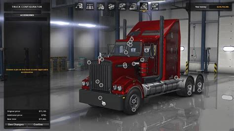 kenworth technical support kenworth t908 ats mods