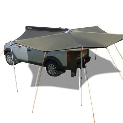 oztent foxwing awning oztent foxwing awning and tailgate vehicle awning family
