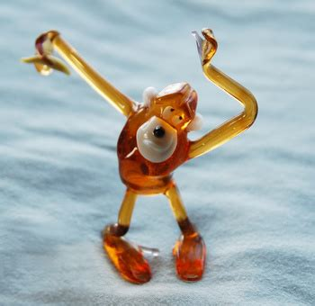 new year monkey figurines happy new lunar year to cw glass monkey figurine