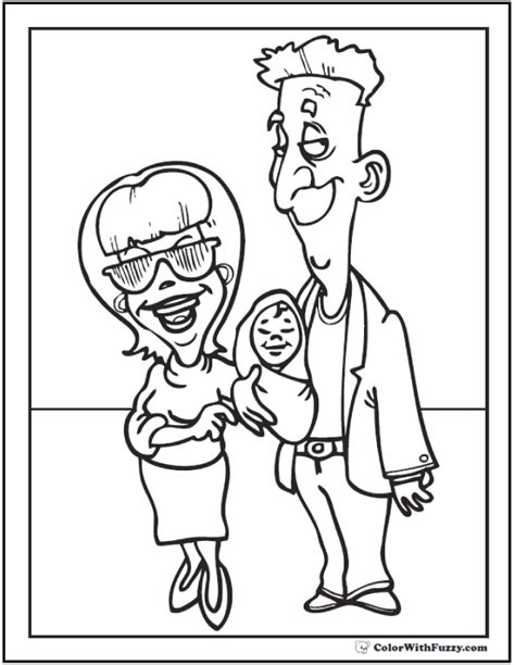 christmas coloring pages for your mom and dad 35 fathers day coloring pages print and customize for dad