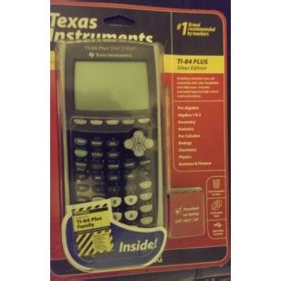black ti 84 plus graphing calculator texas instruments ti 84 plus silver edition black graphing