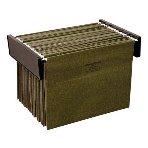 File Folder Racks Holders by Hanging Folder File Smithmcdonald