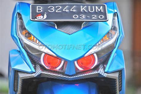 Noken As Pcx 150 Original Thailand 5 modifikasi honda vario 150 esp ridergalau