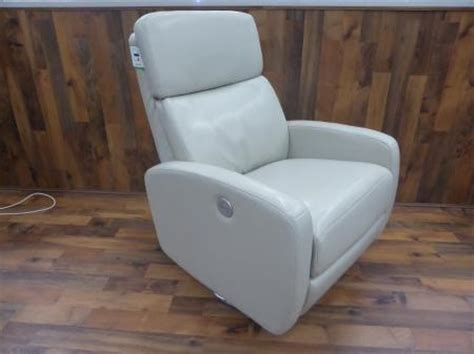 Lazy Boy Chair And Ottoman Lazy Boy Andrea Ivory Power Recliner Chair And Ottoman Furnimax Brands Outlet