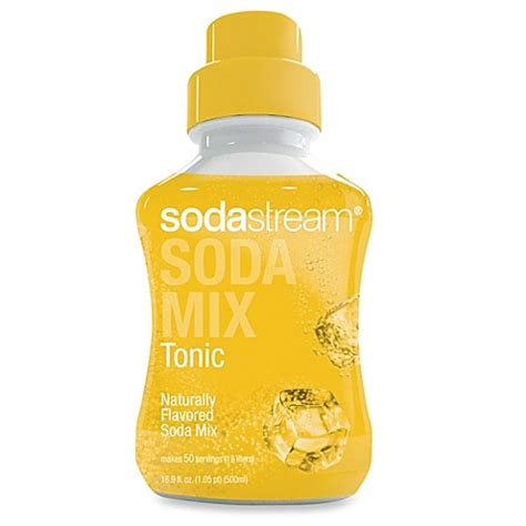 bed bath and beyond sodastream exchange sodastream happy hour tonic sparkling drink mix bed bath