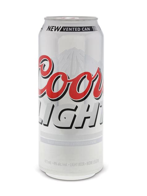what percent is coors light percentage in coors light johny fit