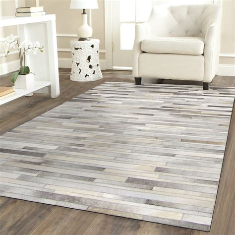 White Cowhide Patchwork Rug - cowhide rug sale rugs ideas