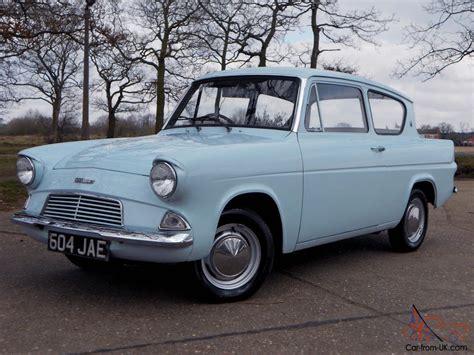 ebay uk motors anglia 105 997cc may 1960 blue genuine 68 000mls mot mar14