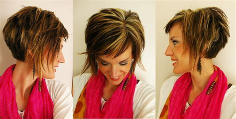 short hair with highlights and low lights highlighted hair hot newhairstylesformen2014 com