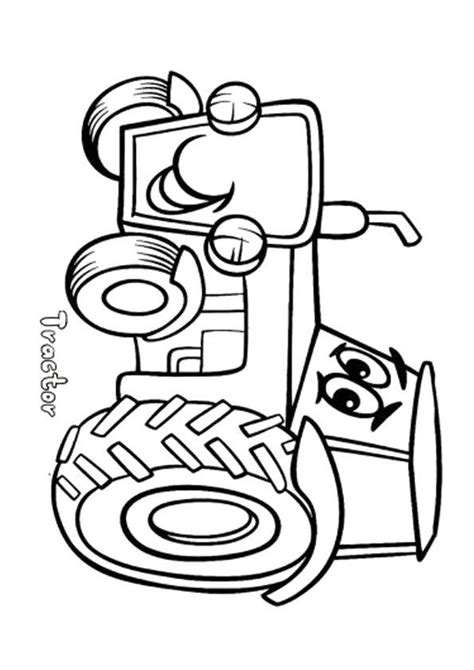 tractor coloring pages preschool 1000 images about printables on pinterest shape