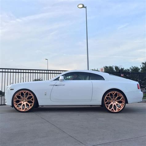 rose gold car rosie monacita goals rose gold rims on rr v e h i c l