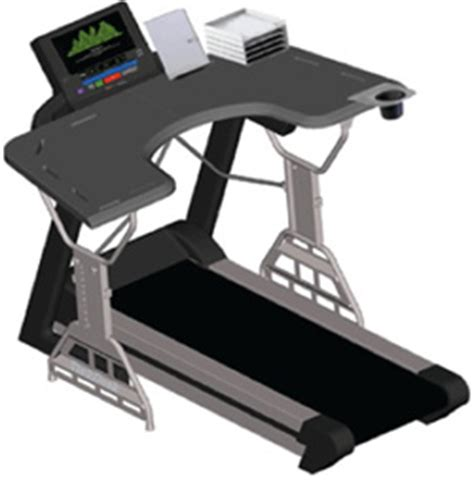 Trek Desk L by 4 New Fitness Gadgets For 2011