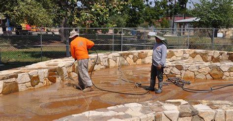 Decorative Concrete Sting by Decorative Concrete San Antonio Home Design 2017
