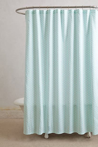 circle curtains circle round shower curtain everything turquoise