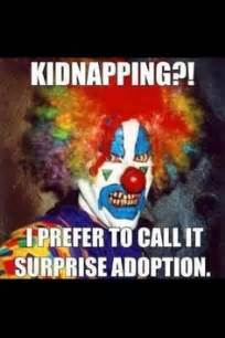 Scary Clown Memes - it movie on pinterest pennywise the clown clowns and