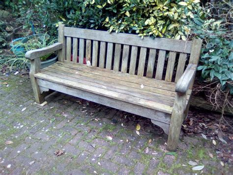 oak garden benches uk solid oak garden bench wolverhampton dudley