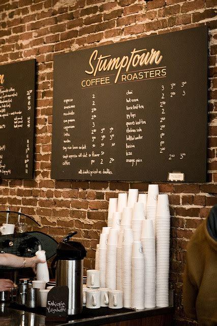 cafe wall menu design stumptown downtown portland nov08 08 0004 menu