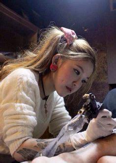 tattoo girl malaysia tattoo artist kinki ryusaki kinki ryusaki pinterest