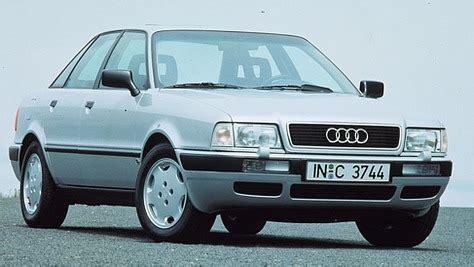 Autoversicherung Ab 4 80 by Audi 80 Autobild De
