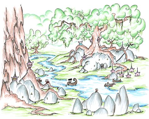 rainforest background coloring page forests bluebison net