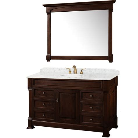 Cherry Bathroom Vanities Image 1