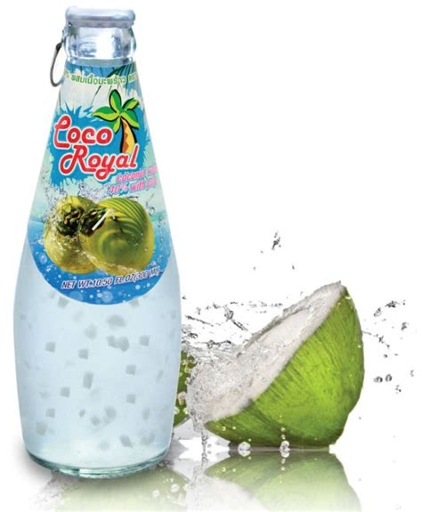 Rainbow Coconut Import Bangkok coconut juice products thailand coconut juice supplier