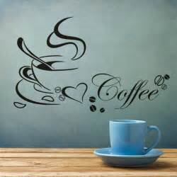 Vinyl Decals For Home Decor Amazing 2015 Removable Kitchen Decor Sticker Coffee Cup Home Decals Vinyl Wall Sticker