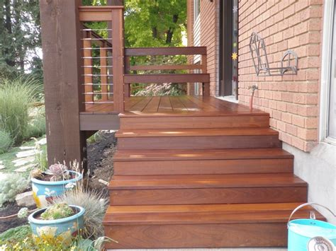 ipe porch deck  sandy utah edeckcom