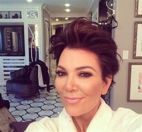 kris jenner haircut 2014 the salon guy kris jenner shows off her pole dancing skills photo