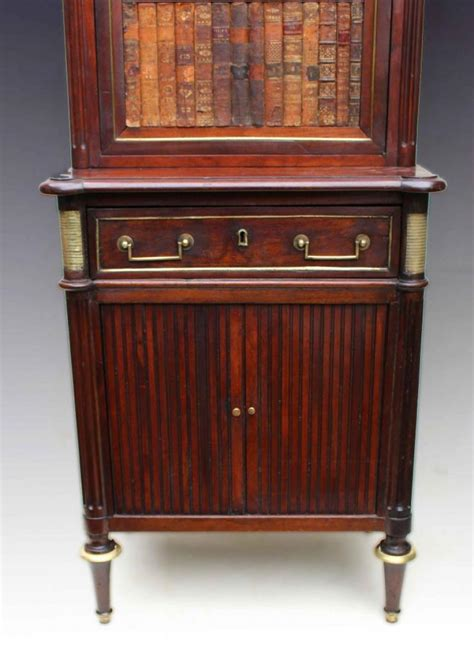 Cabinet Meuble by Meuble Cabinet D 233 Poque Louis Xvi Galerie Tramway