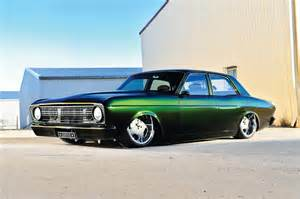 Ford Falcons 1967 Ford Xr Falcon Zero D With 600hp V8 Diesel Is Even