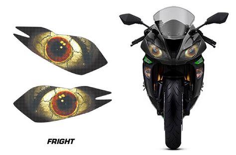 Stiker Racing Ninja R by Kawasaki Ninja Zx6r Far Sticker Seti Fright Amr Racing
