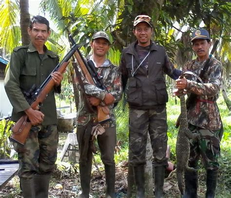 Monopod Senapan Angin jb adventure 2014 01 19