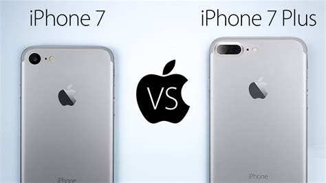 iphone 7 vs 7 plus ultimate in depth comparison