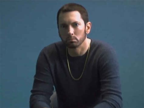 eminem interview eminem trolled us with mystery woman video marketing