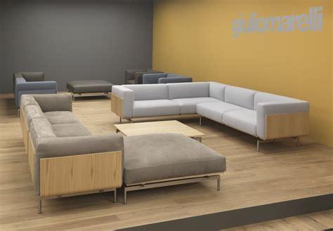 sofas em l l sofa pouf by giulio marelli italia design j 233 r 244 me gauthier