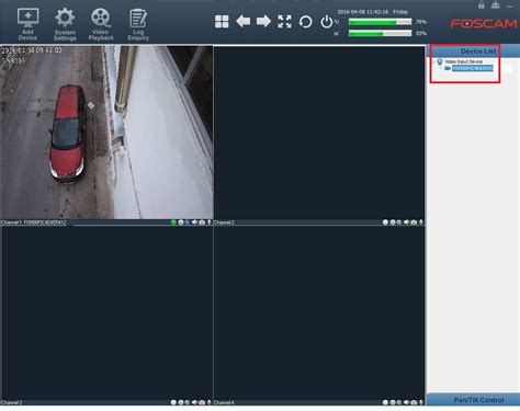 software camaras ip foscam vms zoominformatica blog