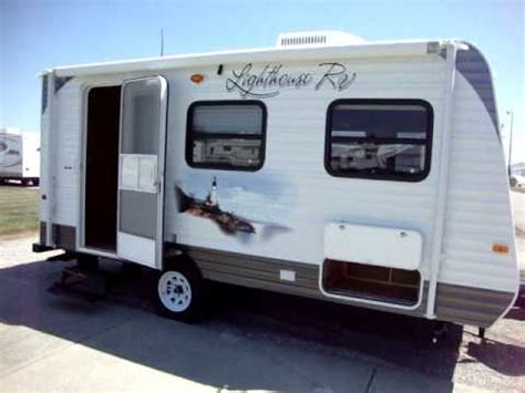 couch rv middletown ohio 2011 lighthouse 18 rb cer trailer couchs cers ohio