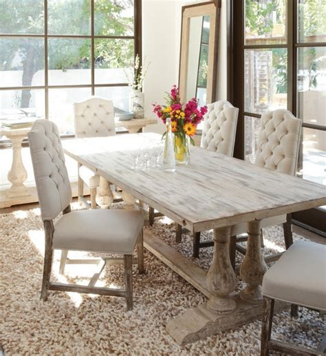 white distressed dining room sets appealing distressed dining room sets gallery best
