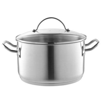 Meiwa 26 Cm Stainless Steel 26cm stainless steel stockpot in casserole and stockpots