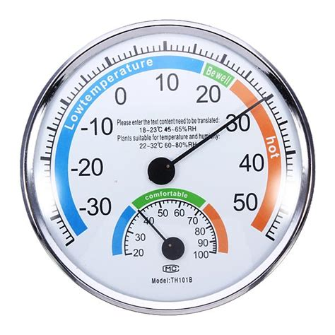 Termometer Thermo One thermometer hygrometer weather meter for indoor outdoor