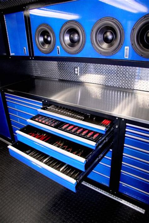 auto forwarding tool garage flooring cabinets and built ins on